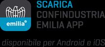 Logo app Confindustria Emilia