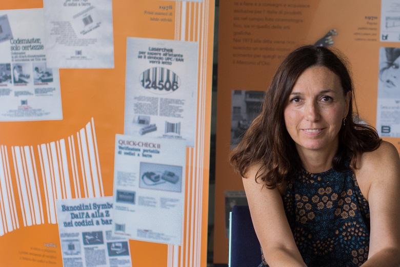 Irene Castelli, Amministratrice Unica di Bancolini Symbol