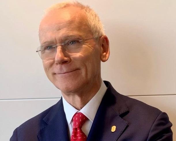 Carlo Gherardi, CEO di CRIF