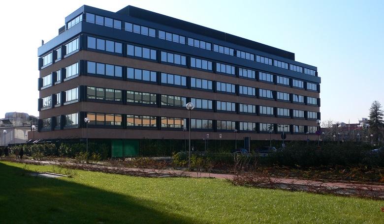 L'headquarters di Crif