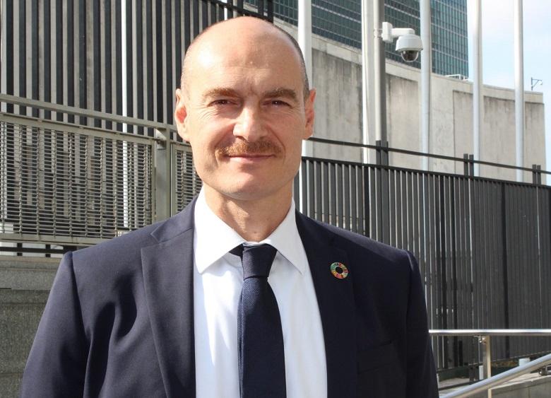 Francesco Malaguti, chairman di Camst Group