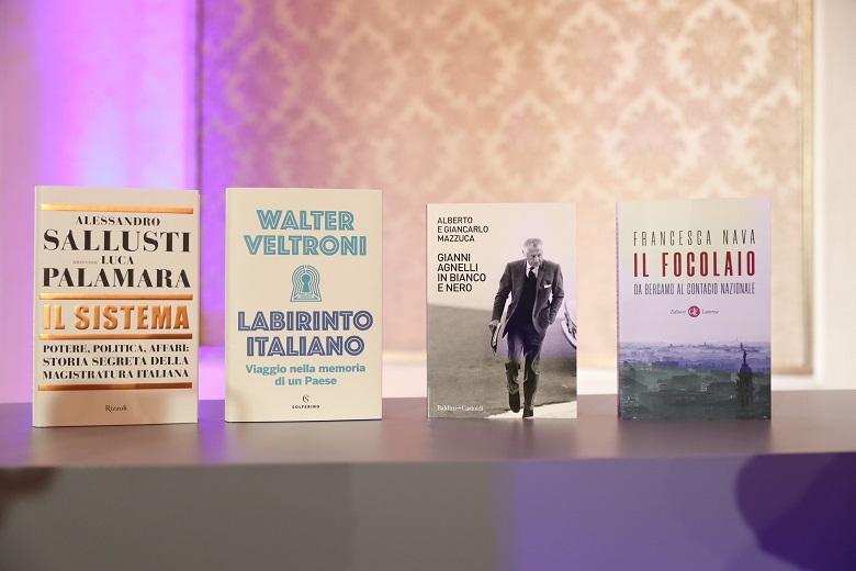I quattro libri finalisti al premio Estense 2021