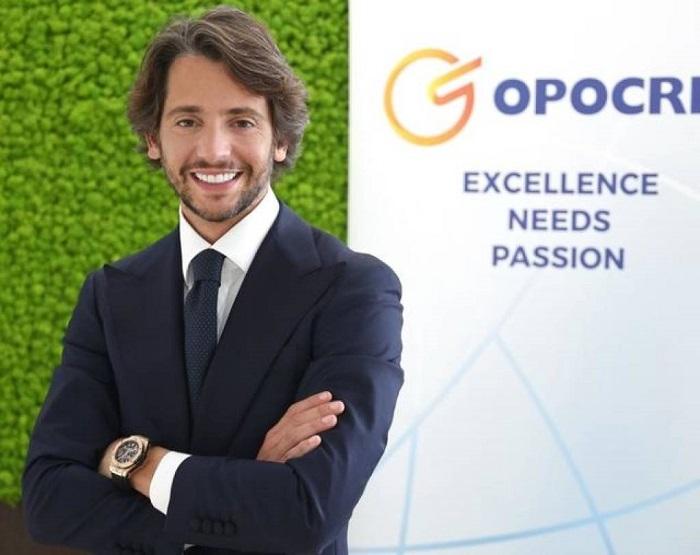 Federico Saetti, amministratore delegato di Opocrin Spa